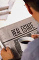the ONLINE real estate section