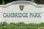 Click here for more information about Cambridge Park at Woodfield Country Club                             in Boca Raton