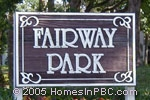 Click here for more information about Fairway Park at Indian Spring                                      in Boynton Beach
