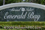 Click here for more information about Emerald Bay at Grand Isles at Wellington                          in Wellington