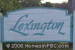 Click here for more information about Lexington of Sherbrooke at Sherbrooke Estates                                 in Lake Worth