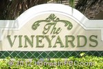 sign in front of The Vineyards in Lake Worth