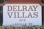 Click here for more information about Delray Villas IV & V at Delray Villas                                      in Delray Beach