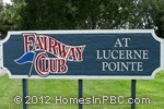 Click here for more information about Fairway Club Condo at Lucerne Lakes                                      in Lake Worth