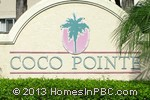 sign in front of Coco Pointe in Boca Raton